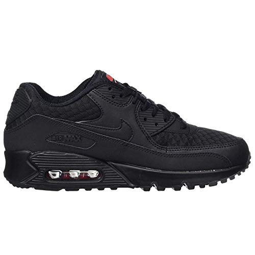 black nike air max 90 essential
