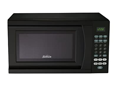 Sunbeam 0.7-Cubic Foot Microwave Oven