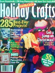 Family Circle Holiday Crafts (Fall 1996)]()