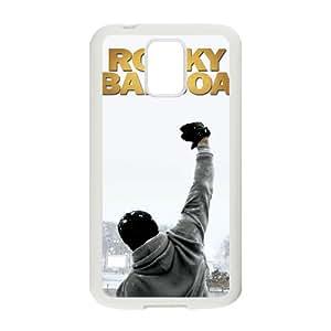 Rocky Balboa Fashion Comstom Plastic case cover For Samsung Galaxy S5