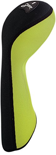 Stealth Club Covers 11120 Driver Golf Club Head Cover, Wasabi Green/Black (Green Wasabi)
