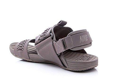 4de273fc0a72 NIKE Sandals Men AIR Solarsoft Zigzag WVN QS 850588 45 Grey  Amazon.co.uk   Shoes   Bags