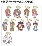 Ichiban Kuji Cardcaptor SAKURA Goods collection Ruber Strap 10 Set D Award