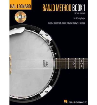 [(Hal Leonard Banjo Method: Book 1)] [Author: Mac Robertson] published on (January, 2000) pdf