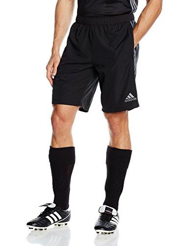adidas Herren Shorts Condivo 16 Woven, Black/Vista Grey S15, L, AN9856