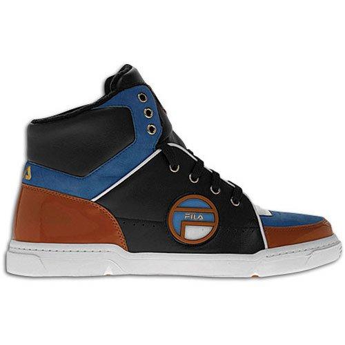 Staple X Fila Zapatillas de Skateboarding Para Hombre Negro
