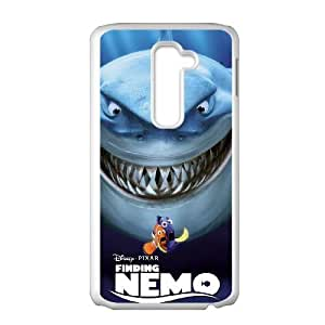 Finding Nemo LG G2 Cell Phone Case White Y7404294