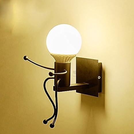 Merveilleux Avanthika E27 Wall Sconces Mounted Wall Lamps Living Room Bedroom Bedside  Lamp Art Villain Of Road