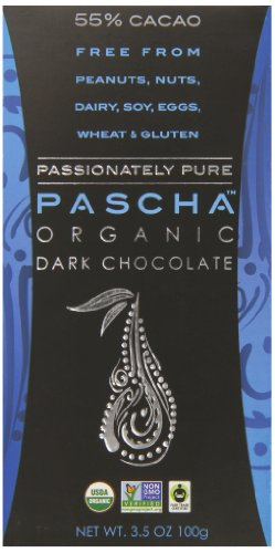 Pascha Organic Chocolate Cacao Ounce product image