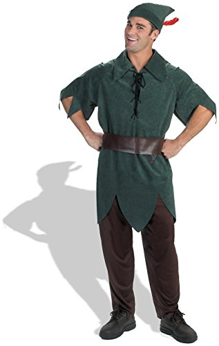 Peter Pan Classic Adult Costume - X-Large -