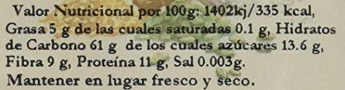 Bionsan Muesli Lax - 6 Paquetes de 500 gr - Total: 3000 gr