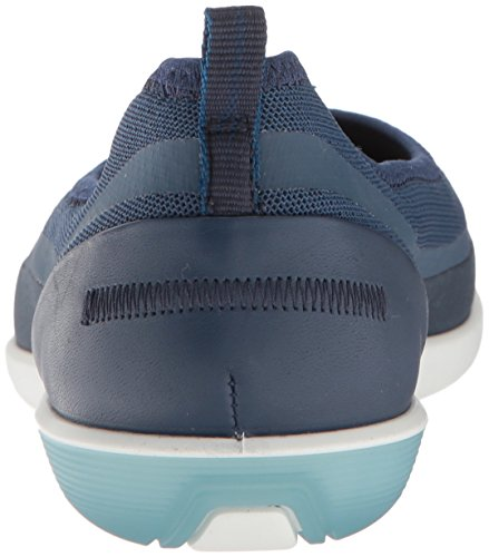True Blu Navy ECCO Donna Navy Sense Ballerine True 4qvWTP