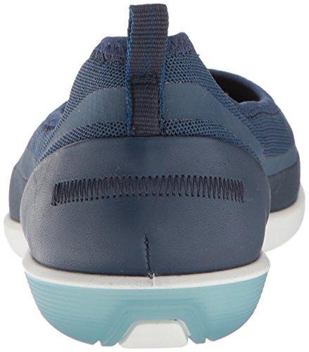 Ecco Damen Sense Geschlossene Ballerinas Blau (True Navy/True Navy)
