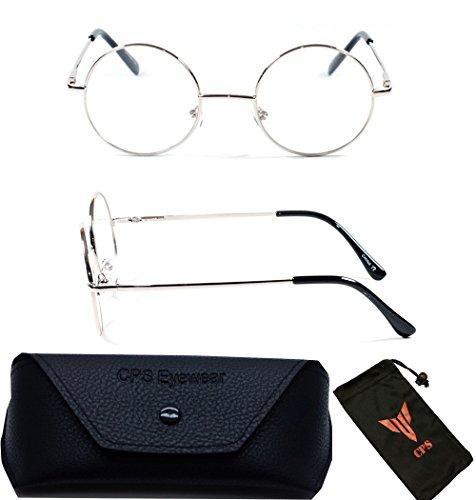 black-silver-175-one-stop-discount-shop-designer-round-oval-reading-glasses-reader-spring-hinge-harr