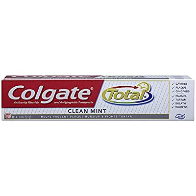 Colgate Total Clean Mint Toothpaste - 7.8 ounce by Colgate