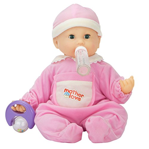 Baby Doll Blinking Jumpsuit MY product image