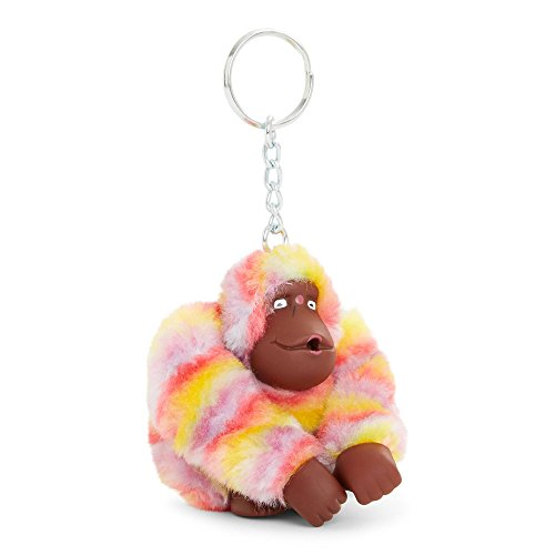 Kipling Sven Monkey Keychain Rainbow ()