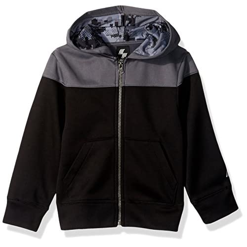 The Children's Place Big Boys' Synthetic Hoodie on sale
