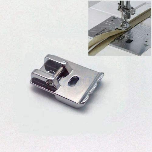 Double Welting Foot Snap On Sewing Machine Presser Feet Cord Cording Piping