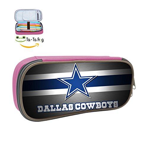 Dallas-Rebecca's-Cowboys Pencil Bag Storage Organizer Stationery Pen - Bryant Miami Park