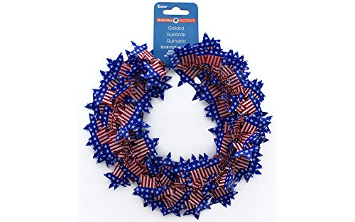 nd: Red/White/Blue - 29 inches Great For Office or Home ()