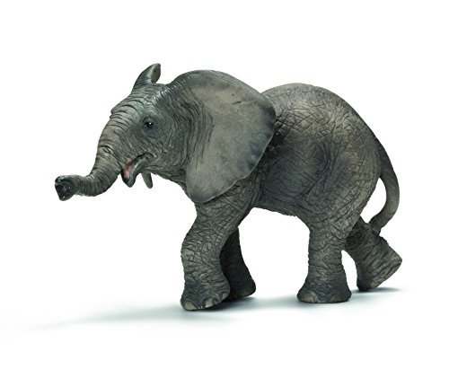 Schleich African Elephant Calf Toy Figure ()