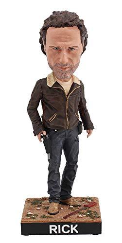 Royal Bobbles The Walking Dead Rick Grimes Bobblehead -