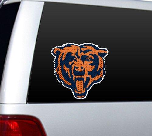 NFL Chicago Bears Die Cut Window (Chi Bears)