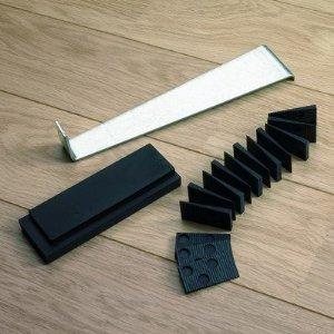 Universal Laminate Flooring Installation Kit For All Types Of Laminate  Floors   54 Pc Kit