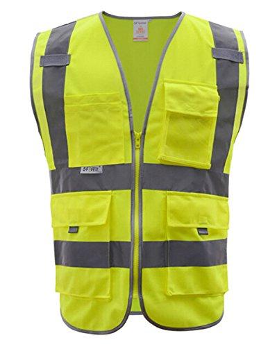 Class 1 Safety Vest - 9