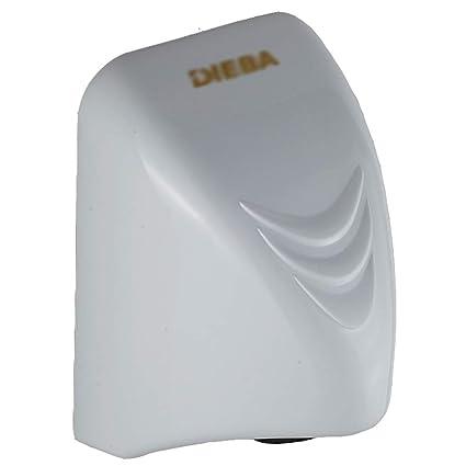 Secador de Manos Montado en la Pared Ahorro de Energía Silencioso, Vertical para Uso Comercial