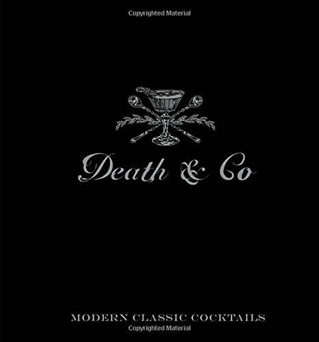 Death & Co Recipe Book