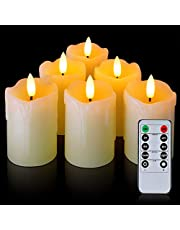 Homemory Votive Candles with Remote