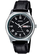 Casio MTP-V006L-1BUDF For Men (Analog, Casual Watch)