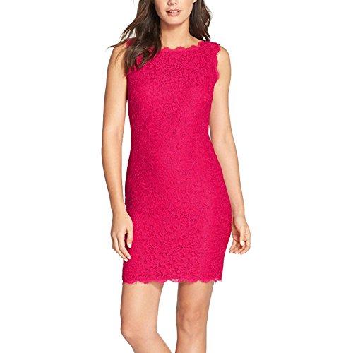 Berydress Women's Midi Dress Slimming Full Lace Party ...
