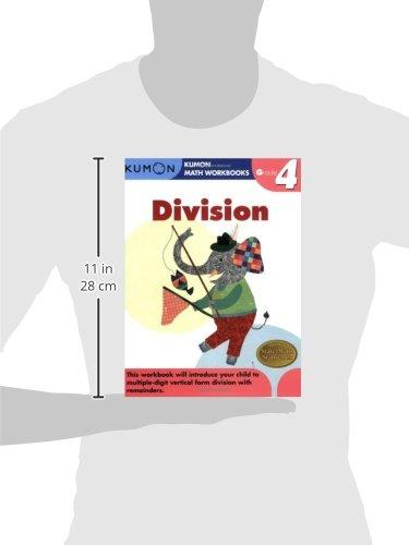 Grade 4 Division (Kumon Math Workbooks): Kumon Publishing ...