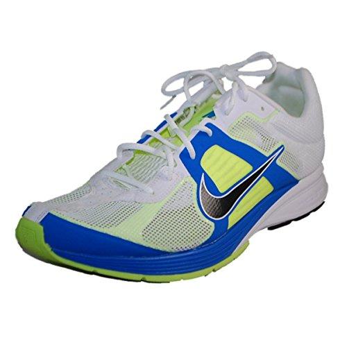 Nike - Zapatillas de running de sintético para mujer gris gris blanco - blanco