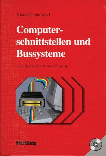 Read Online Computerschnittstellen und Bussysteme ebook