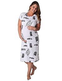 Ingear Maternity Beach Long Tee Dress