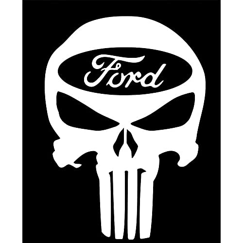 Ford Stickers For Trucks Amazon Com