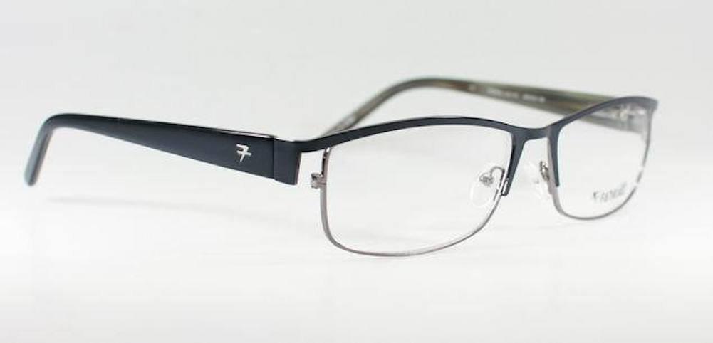 64923fa87ee Amazon.com  Fatheadz Julio FH0036 Extra Large Black Metal Mens Eyeglasses   Health   Personal Care