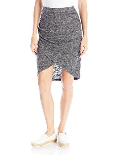 Soybu Women's Wren Skirt, Black Heather, Large