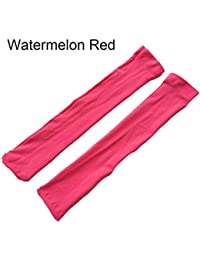 e8feb7700624 Kids Over Knee Socks Toddler Girls Solid Color Tights Leg Warmer High  Stockings