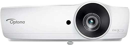 OPTOMA TECHNOLOGY EH461 - Proyector Full HD 1080p, 5000 lúmenes, 20000:1 Contraste, Formato 16:9, Blanco