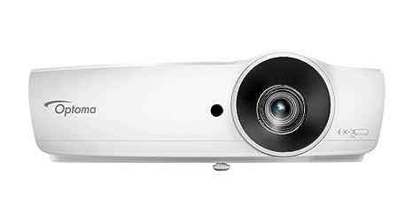 OPTOMA TECHNOLOGY EH461 - Proyector Full HD 1080p, 5000 lúmenes, 20000:1 Contraste, Formato 16:9, Blanco
