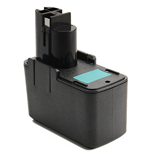 (Creabest Ni-MH 3.0Ah 12V Battery Compatible with Bosch BAT011 BH1214H BH1214L BH1214M 2607335054 3300K PSB 12VSP-2 PSR 120 PSR 12VES-2 GBM GLI Rechargeable Batteries)