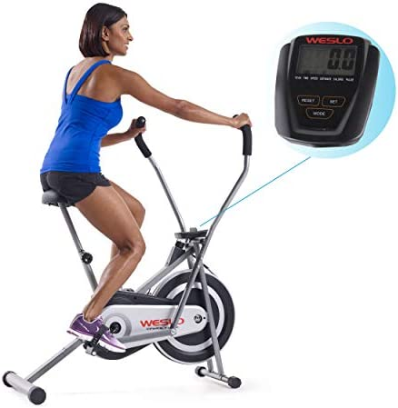 Weslo Cross Cycle Recumbent Exercise Bike and Elliptical Hybrid