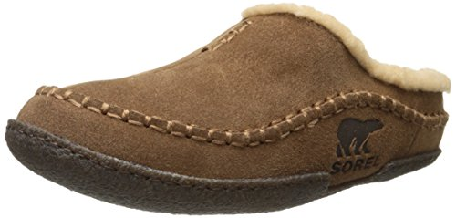 SOREL Men's Falcon Ridge Slipper,Marsh,8 D - Medium by SOREL