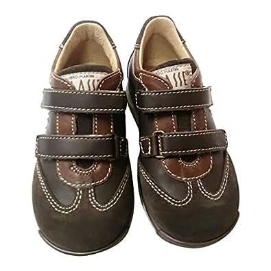 Alviero Martini Shoe For Boys (Size 23) [Brown]