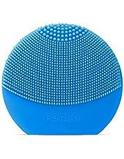 FOREO Luna Play Plus Portable Facial Cleansing Brush, Aquamarine, 88g